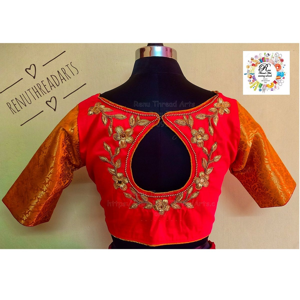 Fashion Designing And Aari Embroidery Class At Chennai