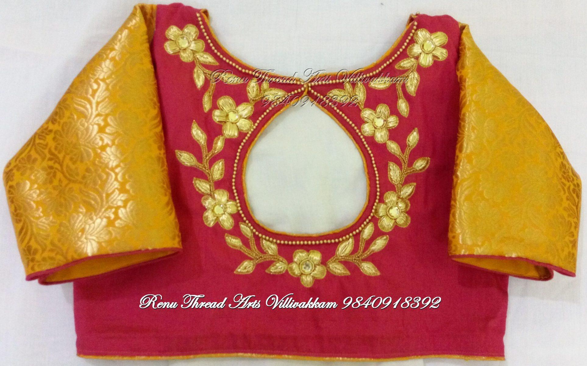 Aari blouse